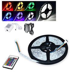 Bild zu Hengda LED Strip inkl. Fernbedienung ab 8,25€ inklusive Versand