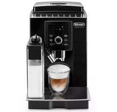 Bild zu DELONGHI ECAM 23.266.B Kaffeevollautomat Schwarz für 334,49€ dank Direktabzug im Warenkorb