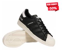 Bild zu adidas Originals Superstar Sneaker aus Full-Grain-Leder für 59,99€ (Vergleich: 83,85€)