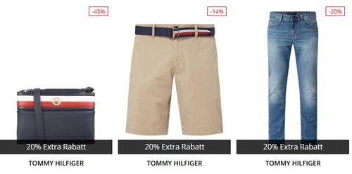 Bild zu [endet heute] Peek & Cloppenburg*: Tommy Hilfiger Sale mit bis zu 60% Rabatt + 20% Extra dank Gutschein