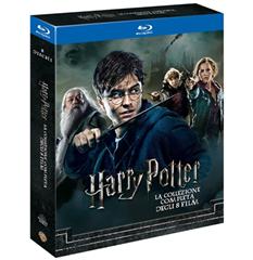 Bild zu Amazon.it: Harry Potter Komplettbox auf Blu-ray (8 Filme) für 22,47€ (Vergleich: 32,97€)
