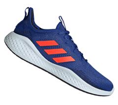 """Bild zu adidas Laufschuh """"Fluidflow"""" in Blau/Orange für 37,95€ (Vergleich: ab 46€)"""