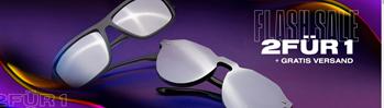 Bild zu Hawkers: beim Kauf einer Sonnenbrille gibt es die zweite gratis dazu + kostenloser Versand