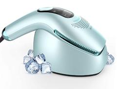Bild zu DEESS IPL Haarentfernungsgerät GP590 (unbeschränkte Blitze, Haarentfernungssystem mit Eispflegetechnologie) für 134,99€