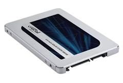 Bild zu CRUCIAL MX500 interne SSD 500 GB 2,5 Zoll für 48,28€ (Vergleich: 57,25€)