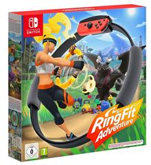 Bild zu Amazon.es: Ring Fit Adventure (Nintendo Switch) für 63,61€ (Vergleich: 73,98€)