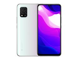 Bild zu MediaMarkt Smartphone Deals, z.B. XIAOMI Mi 10 lite 5G 128 GB Dream White Dual SIM für 290,88€