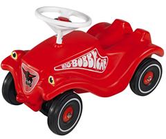 Bild zu Big Bobby Car in Rot für 28,41€ (VG: 38,80€)