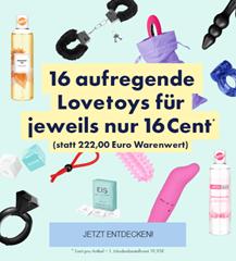 Bild zu Eis.de: Sale mit bis zu 95% Rabatt, so z.B. 16 Toys für je 16 Cent