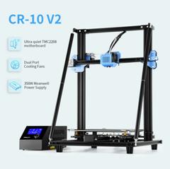 Bild zu Creality CR-10 V2 3D Drucker für 335,99€ (VG: 421,50€)