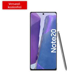 Bild zu Samsung Galaxy Note 20 für 199€ mit 26GB LTE Datenflat, SMS und Sprachflat im Telekom-Netz für 44,99€/Monat inkl. gratis Galaxys Buds+ oder xBox Gaming Paket