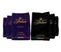 Bild zu Kaffeevorteil: Grand Maestro Italiano Senseo Paket (216 Stück) für 23,97€