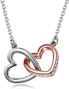 Bild zu Kami Idea Halskette Herz zu Herz mit Geschenkverpackung für 9,99€