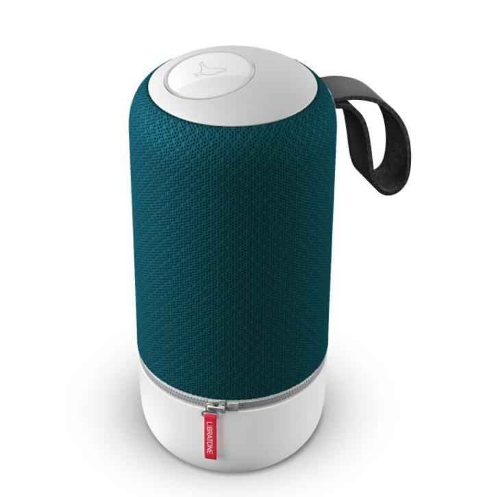 Bild zu Libratone ZIPP Mini Bluetooth-Lautsprecher (WLAN, Airplay, Multiroom, Akku, blau) für 69,90€ (VG: 89,99€)