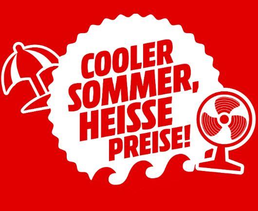 """Bild zu MediaMarkt: """"Cooler Sommer, heiße Preise!"""" – z.B: HP 17″ Notebook (Ryzen 3, 8 GB, 512 GB) für 398,15€ (VG: 499€)"""