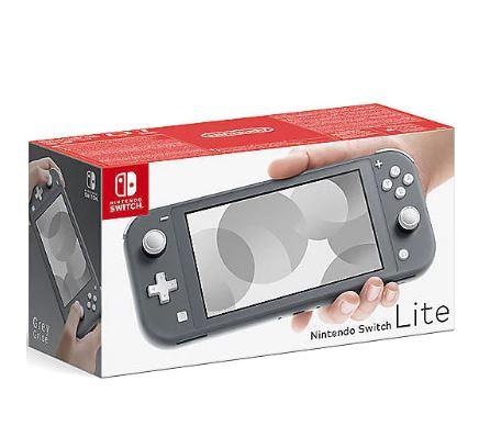 Bild zu Nintendo Switch Lite Konsole grau für 179€ (VG: 199€)
