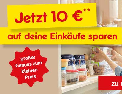 Bild zu Netto: 10€ Rabatt auf die Kategorie Lebensmittel (MBW: 70€)