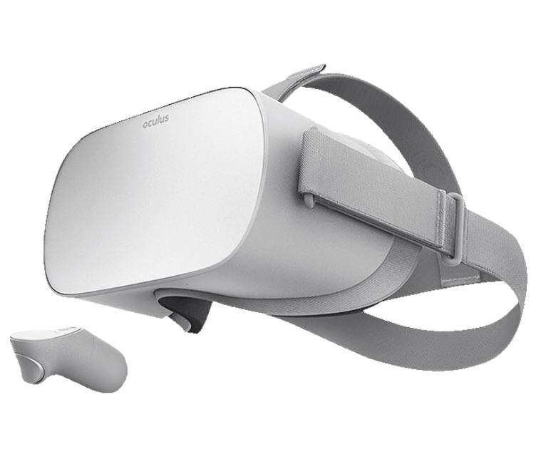 Bild zu OCULUS Go 64 GB VR Brille für 178,45€ (VG: 219,43€)