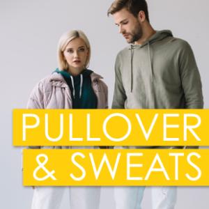 Pullis und Sweatshirts