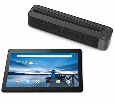 Bild zu [B-Ware] 32 GB Lenovo M10 Smart Tab für 119,90€ (Vergleich: 157,85€)