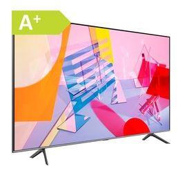 Bild zu Samsung QE-55Q64T 55 Zoll UHD QLED-Smart mit TV Triple Tuner für 666€ (VG: 899€)