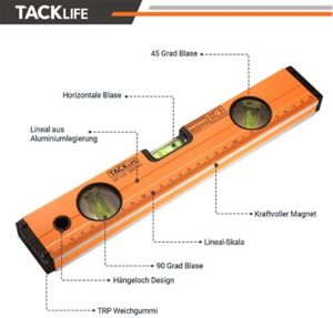 Tacklife Wasserwaage
