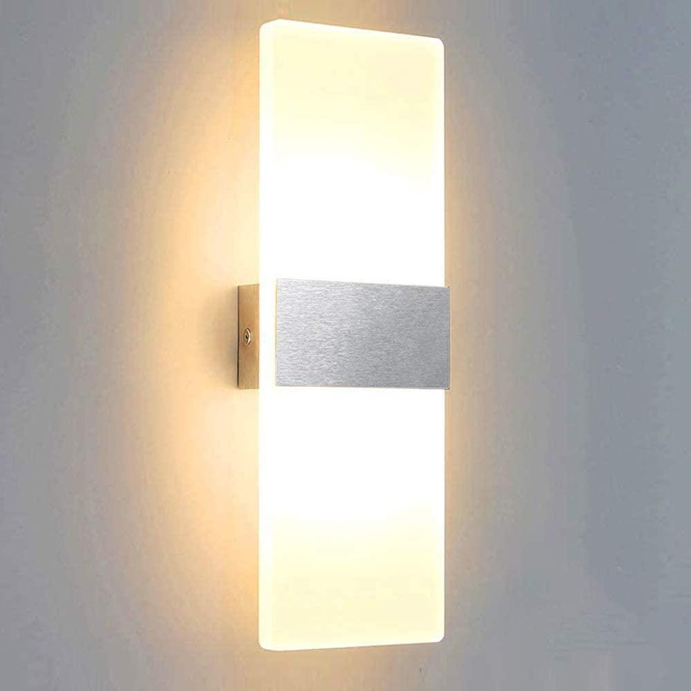 Bild zu Verschiedene LED-Wandleuchten schon ab 10,49€