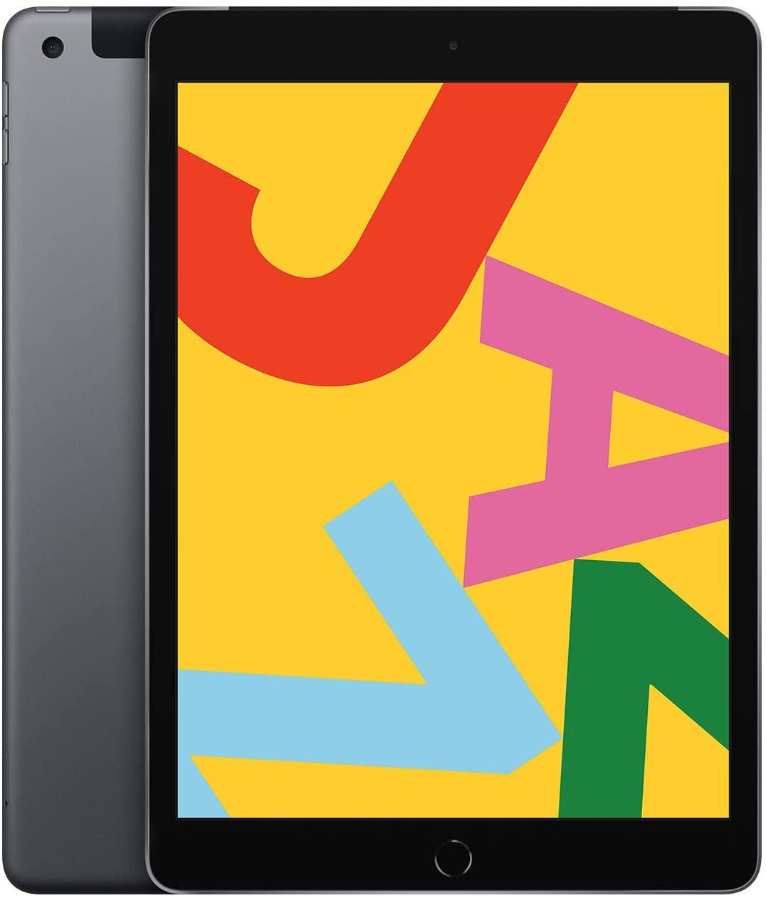 Bild zu Apple iPad 10.2 Cellular 128 GB für 478,25€ (Vergleich: 536,39€)