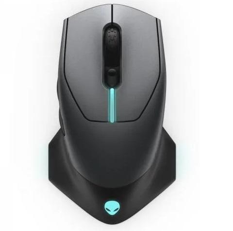 Bild zu Dell Alienware 610M Wireless Gaming Mouse für 59,60€ (Vergleich: 79,89€)