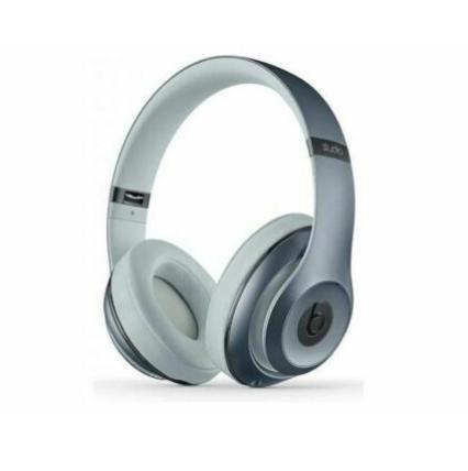 Bild zu Apple Beats Studio 2 kabelgeb. Kopfhöhrer (ANC, Metallic Sky) für 89,60€ (VG: 119€)