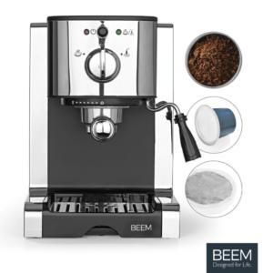_Beem Espresso-Siebträgermaschine