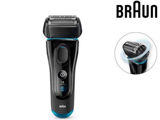 Bild zu Herren Elektro-Rasierer Braun Series 5 Wet & Dry 5140s für 75,90€ (Vergleich: 88,91€)