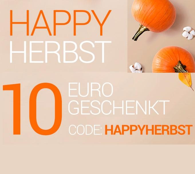 Bild zu Gebrüder Götz: 10€ Happyherbst-Rabatt auf das gesamte Sortiment