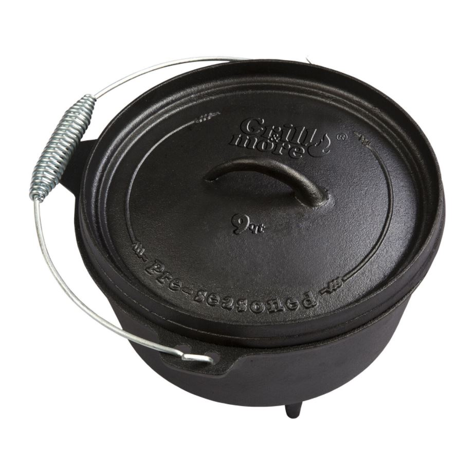 Dutch Oven Grilltopf