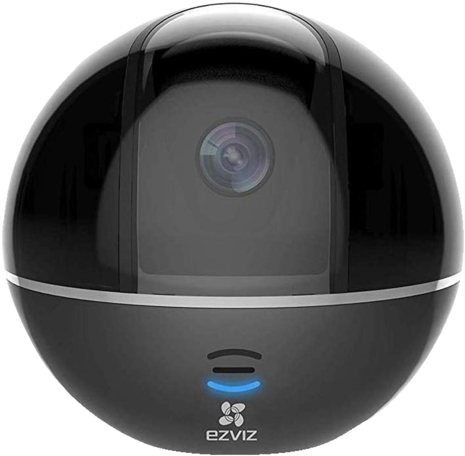 Bild zu 360° WLAN-Überwachungskamera Ezviz C6TC für 55,94€ (Vergleich: 69,99€)
