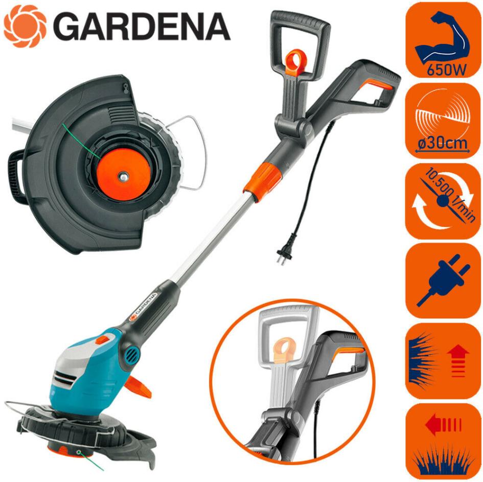 Bild zu Gardena PowerCut Plus 650/30 Rasentrimmer für 43€ (VG: 49,25€)
