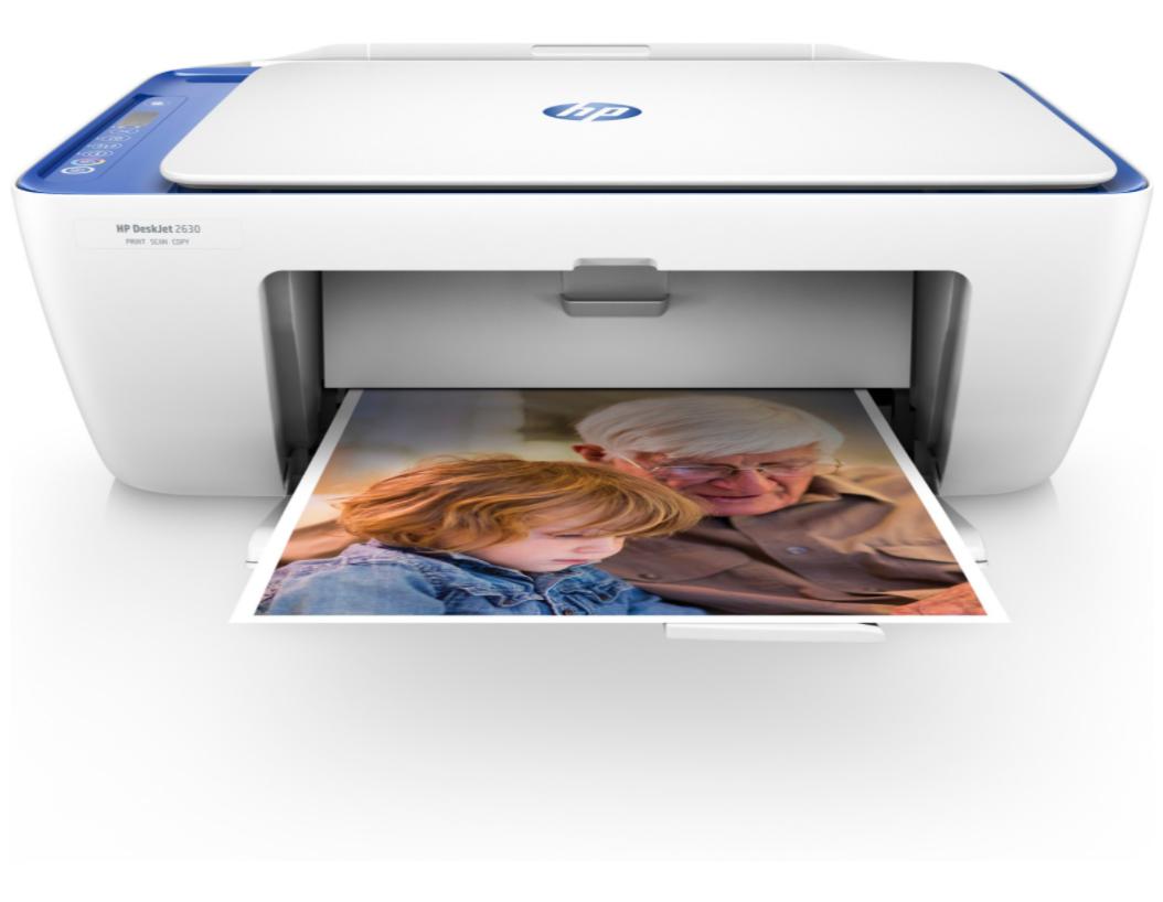 Bild zu HP DeskJet 2630 Tintenstrahl-Multifunktionsgerät V1N03B für 66€ (VG: 75,98€)