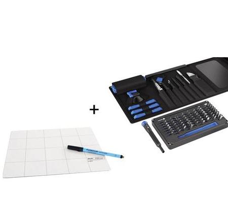 Bild zu IFixit Pro Tech Toolkit + Magnetic Project Mat Magnetmatte für nur 69,99€ (VG: 87,10€)
