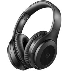 Bild zu Utaxo OverEar Noise Cancelling Kopfhoerer (Bluetooth 5.0, CVC 8.0, Mikrofon, 30 Std Spielzeit) für 17,99€
