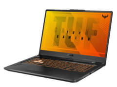 Bild zu ASUS TUF A17 (FA706IU-AU174T) Gaming Notebook mit 17,3 Zoll Display (Ryzen™ 5 Prozessor, 8 GB RAM, 512 GB SSD, GeForce® GTX 1660 Ti with ROG Boost, Bonfire Black) für 875,08€ (Vergleich: 1.099€)