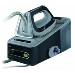 Bild zu Braun CareStyle 5 IS 5044 Dampfbügelstation (2.400 W, 6,5 bar, Dampfstoß: 360 g/min, Abschaltautomatik, Integrierter Textilschutz, Eco-Funktion) für 107,10€ (Vergleich: 265,59€)
