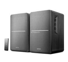 Bild zu Edifier Studio R1280T Lautsprecher (schwarz, 2 Stück) für 76,69€ (Vergleich: 89,80€)