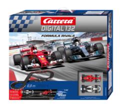 Bild zu [nur noch 8x verfügbar] Carrera Digital 132 Formula Rivals für 154,89€ (Vergleich: 199,86€)