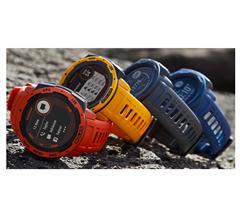 Bild zu Garmin INSTINCT SOLAR Smartwatch in verschiedenen Farben (Display: 2.3 cm, Polymergehäuse, Solarzelle, Bluetooth) für je 299€ (Vergleich: 334,31€)