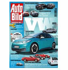 """Bild zu [Leserservice Deutsche Post] Jahresabo """"Auto Bild"""" für 132,80€ + bis zu 100€ Prämie"""