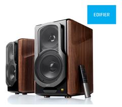 Bild zu Edifier S2000MKIII 2.0 Aktive Bluetooth-Regallautsprecher für 308,90€ (Vergleich: 499,88€)
