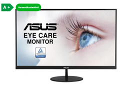 Bild zu ASUS VL278H (27 Zoll) Monitor (Full HD, TN, 1ms, HDMI, VGA, Eye Care) für 134,90€ (Vergleich: 159,90€)