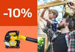 Bild zu eBay: 10% Rabatt auf die Kategorie Garten & Terrasse und Heimwerker