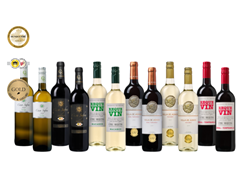 Bild zu Weinvorteil: Weinpaket Spanischer Sommer mit 12 Flaschen Wein für 54,99€