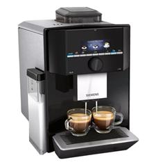 Bild zu [bis 12 Uhr] SIEMENS TI921509DE EQ.9 S100 Kaffeevollautomat Schwarz/Edelstahl für 798,35€ (Vergleich: 902,90€)